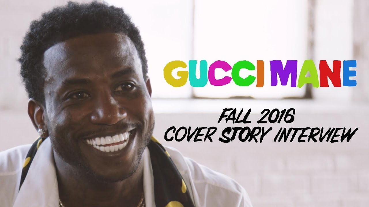 c150e984d Gucci Mane's Cover Story Interview for XXL Magazine's Fall 2016 Issue