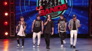 Video La Banda - One Call Away Cover by La Quinta Voz download MP3, 3GP, MP4, WEBM, AVI, FLV Juni 2018