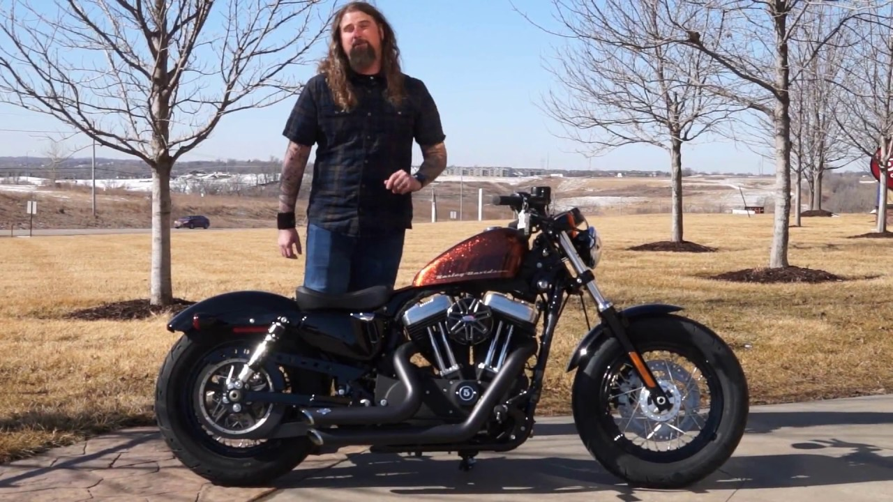 sportster 48 loaded with screamin eagle intake and vance and hines short shot exhaust