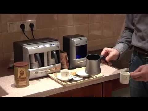 Варим кофе по-турецки в кофеварке