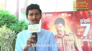Sri Ganesh At 8 Thottakkal Movie Press Meet