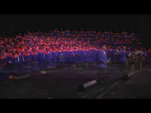"Mississippi Mass Choir - ""God's On Your Side"" featuring Stan Jones & Leandria Johnson"
