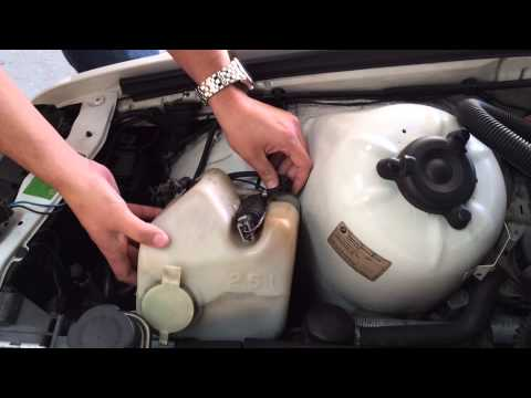 hqdefault e36 bmw washer pump replacement diy youtube 220 Wiring Diagram at sewacar.co