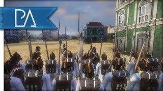 Austrian Town Defense - NTW 3 - Napoleon Total War Gameplay