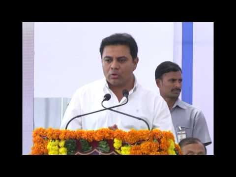 Minister KTR speech at the launch of Criminal Tracking Network & Systems