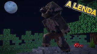 Minecraft: A LENDA - EU SOU UM LOBISOMEM!! ( SÉRIE NOVA)