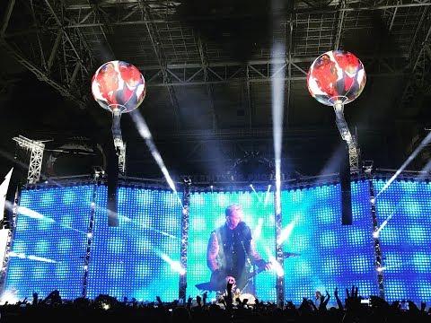Metallica: Phoenix, AZ 2017 Worldwired Tour Live Concert Highlights!