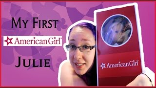 My First American Girl Doll: Julie