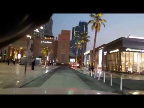جولة سريعة في منطقة الممشى جي بي ار دبي  JBR DUBAI