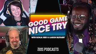 T-Pain's Worst Video Game - 'Good Game, Nice Try'