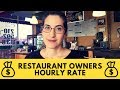 HOW MUCH DOES A RESTAURANT OWNER MAKE? | RESTAURANT OWNER SALARY