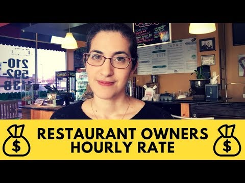 RESTAURANT OWNER SALARY   HOW MUCH DOES A RESTAURANT OWNER MAKE?