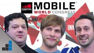 MWC 2015 - Trends, Erwartungen & Tech-up-WG | deutsch / german