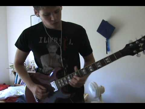 Staind-Lost along the way guitar cover