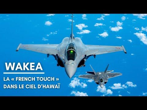WAKEA : La « French Touch » dans le ciel dHawaï