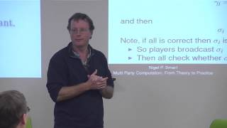 Multi-Party Computation: From Theory to Practice