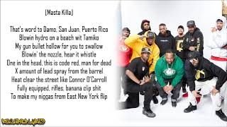 Wu-Tang Clan - Protect Ya Neck (The Jump Off) [Lyrics]