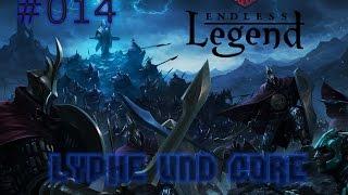 LetsPlay Endless Legend #014 - Der König des Waldes [Gameplay German]