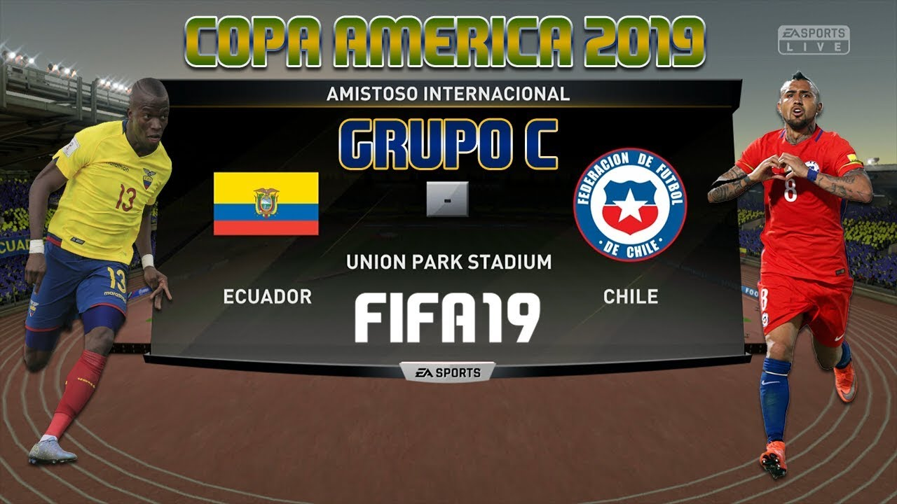 Copa Amrica Schedule, Ecuador vs Chile Live Stream, How to Watch Online, TV Channel, Start Time