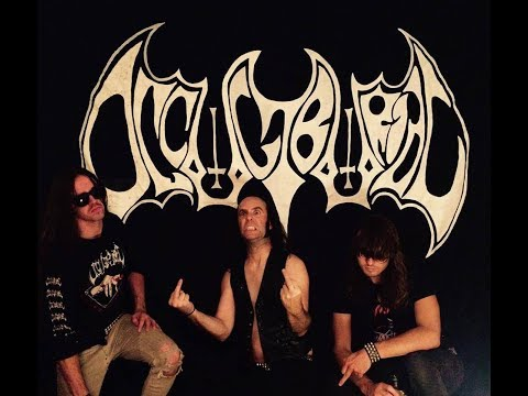 Occult Burial (CAN) Interview by Tinnitus Metal Radio / film © Jan Vervaeke