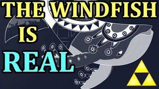 Links Awakening is the Windfish's dream, not Links! - Zelda Theory proven!