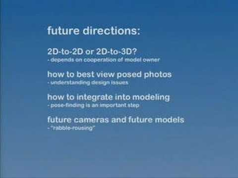 "Viewfinder: How to Seamlessly ""Flickrize"" Google Earth / a collaboration betw..."