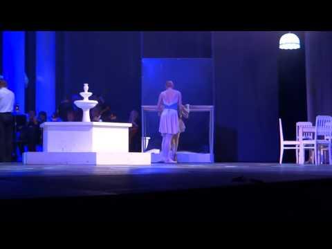 performance White Akatsiya premiere 12 05 2017 Odessa Ukraine Theater Musical Comedy