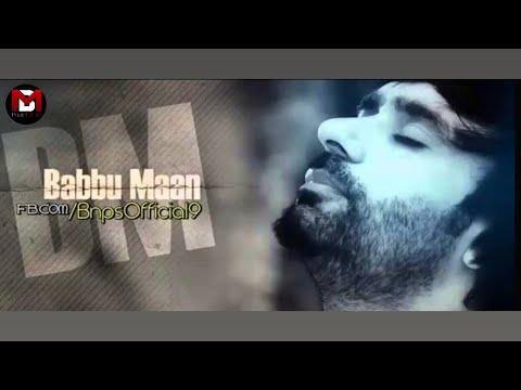 Zindagi Na Mile Dobara ( Babbu Maan ) Full Song 2015