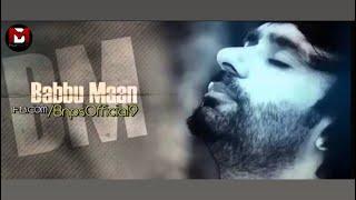 Zindagi Na Mile Dobara Babbu Maan Full Song