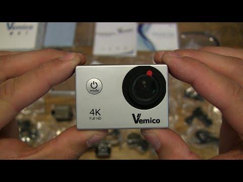 Vemico 4K Action Camera