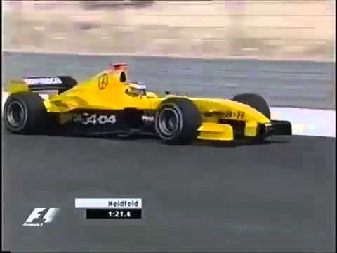 2004 Bahrain Grand Prix Qualifying