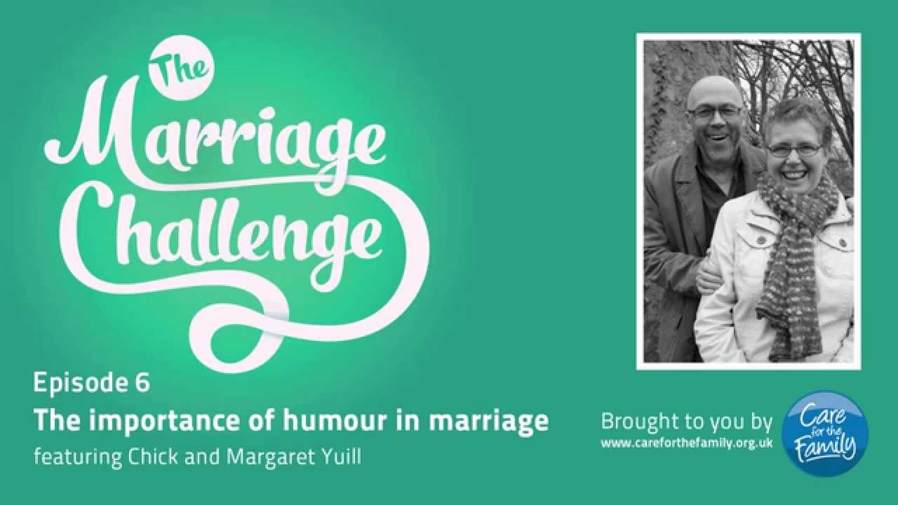 Image of: Quotes The Marriage Challenge Ep6 The Importance Of Humour In Marriage The Marriage Challenge Ep6 The Importance Of Humour In Marriage