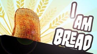 I am Bread - ps4 - (Gameplay ao vivo em Português PT-BR)