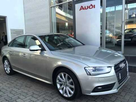 2015 audi a4 1 8tfsi multi tronic se auto for sale on auto trader south africa youtube. Black Bedroom Furniture Sets. Home Design Ideas