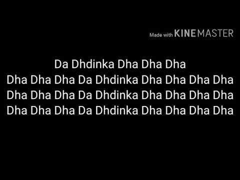 Bindis and Bangles Lyrics – Raja Kumari