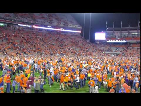 Clemson vs. FSU 2015 - We too deep