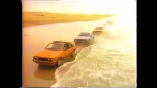 1981 Ford Mustang TV Ad Commercial  (3 of 6)
