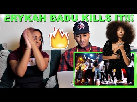 Wild 'N Out: Erykah Badu & The Badus Perform 'Revenge of Tyrone' Reaction!!