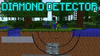 Minecraft DIAMOND DETECTOR ! ( NO MODS ! ) thumbnail
