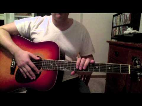 How To Play Santa Baby By Michael Buble On Guitar Youtube
