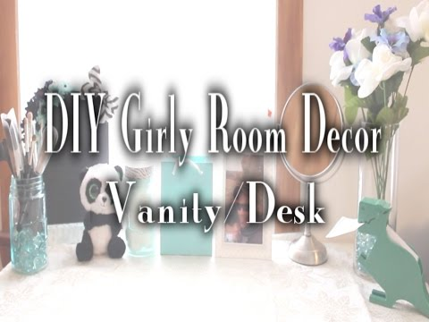 diy-girly-room-decor---vanity/desk-decor-♥-glittertogaming-♥-hd