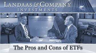 Pros and Cons of ETFs