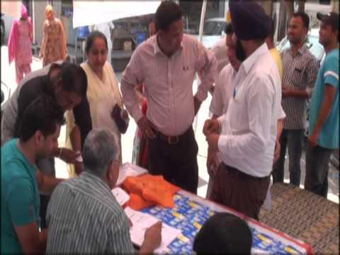 Khabarnama - News on Voting for Lok Sabha Elections 2014 in Punjab