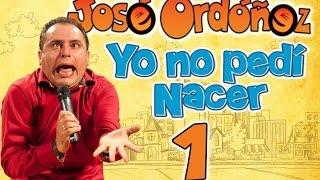 Repeat youtube video 1 YO NO PEDI NACER. Mi niñez. José Ordóñez.