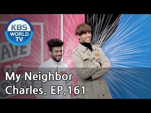 My Neighbor, Charles | 이웃집 찰스 Ep.161 / Disproving prejudices against Saudi Arabia! [ENG/2018.11.05]