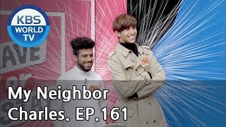 My Neighbor, Charles | 이웃집 찰스 Ep.161 / Disproving prejudices against Saudi Arabia! [ENG/2018.11.05]