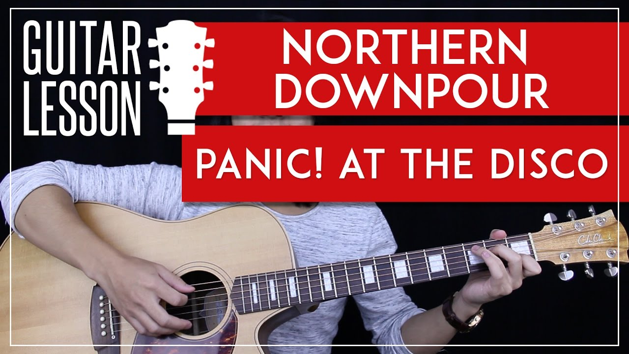 Northern downpour guitar tutorial panic at the disco guitar northern downpour guitar tutorial panic at the disco guitar lesson easy chords no capo hexwebz Image collections