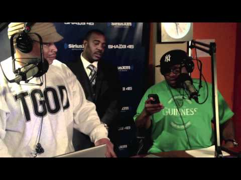 Scarface Freestyle On Sway In The Morning!
