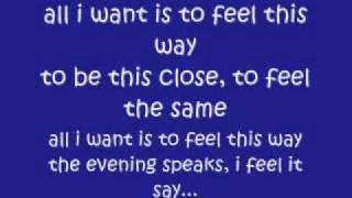 toad the wet sprocket all i want lyrics