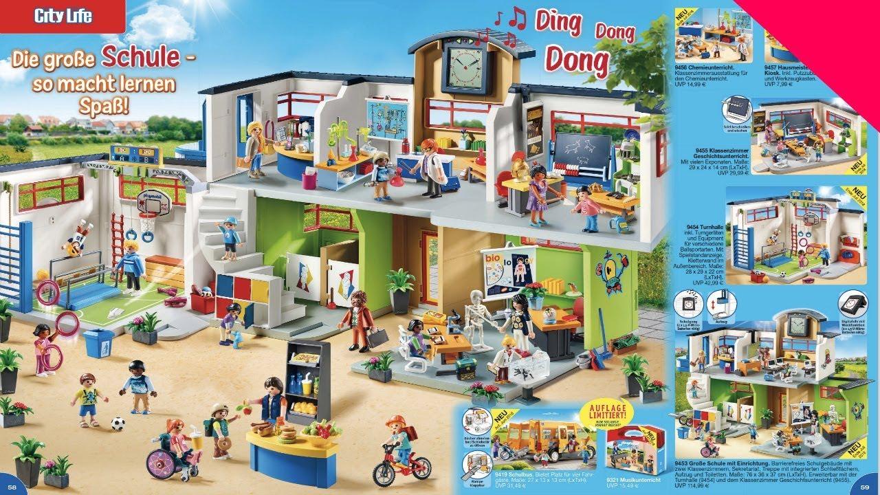 Playmobil neuheiten 2018 coole neuerscheinungen neuer for Maison moderne playmobil 2018